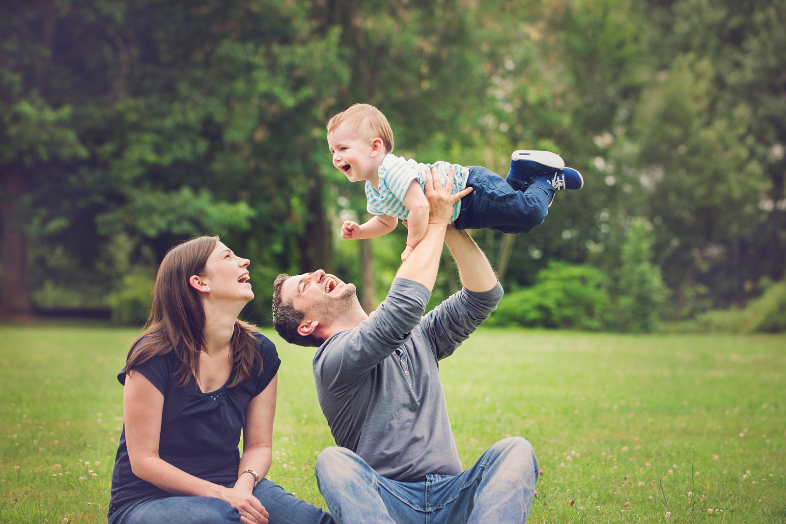 Kinderfotografie, Familienfotografie